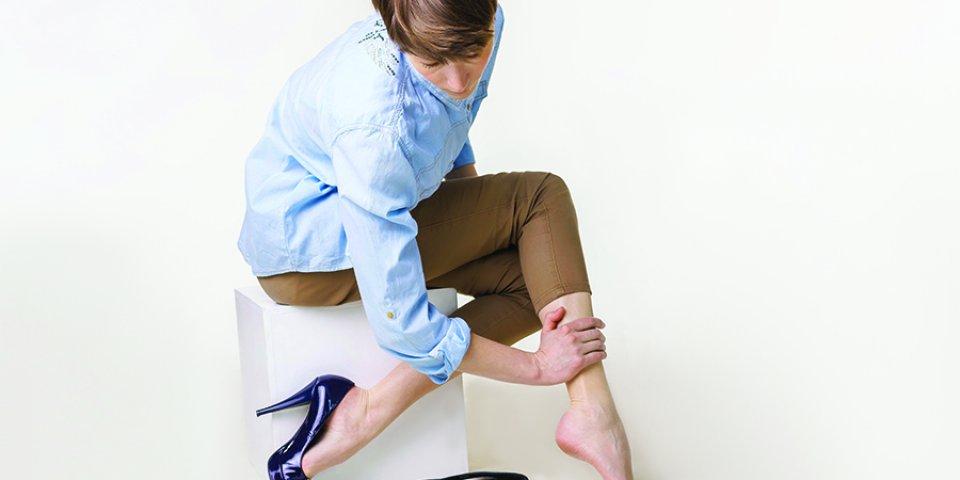 visszér a lábak fájnak