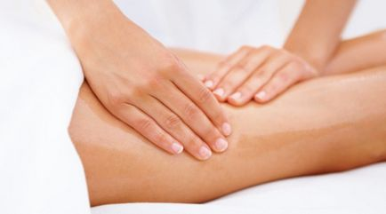 1. szakasz a lábak visszérgyulladása