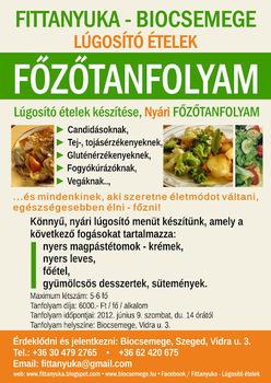 nyers étel visszér)