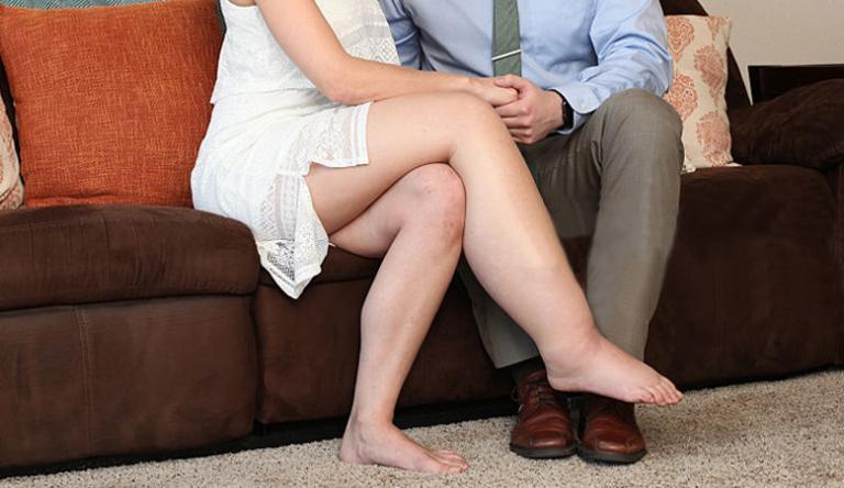 a bal láb visszértágulata okai és kezelése
