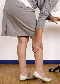 Hogyan válasszuk ki és viseljünk ortopéd térdmagasságot visszér esetén