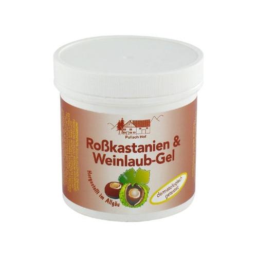 HERBioticum Vadgesztenyés lábkrém   Kozmetikumok   Herbioticum™