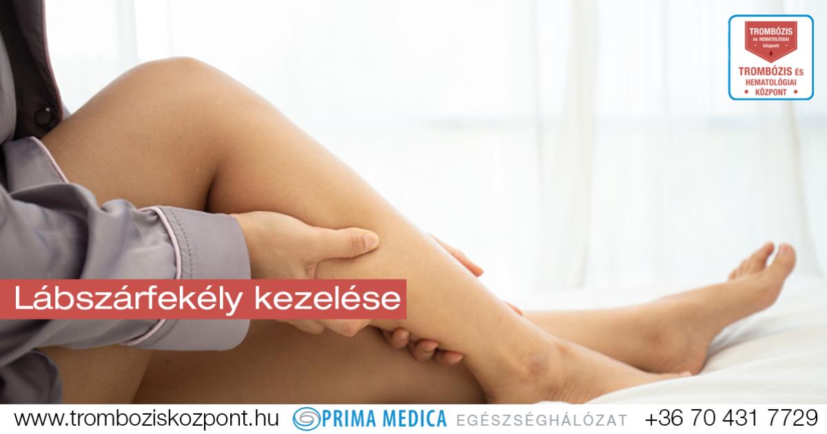 Lábszárfekély modern kezelése - Budapesti Mozgásszervi Magánrendelő