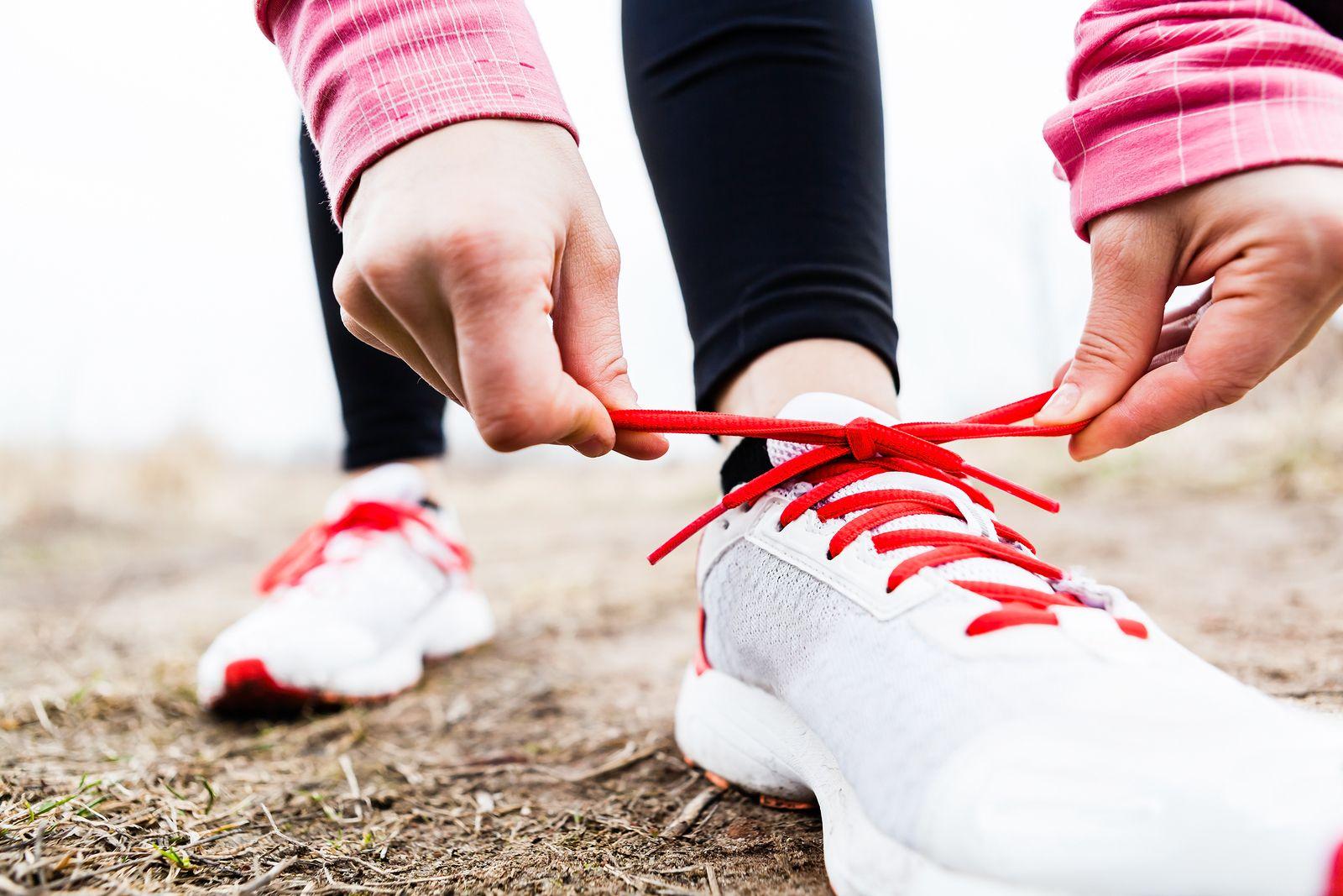 A visszerek és a mozgás Gyors séta visszérrel