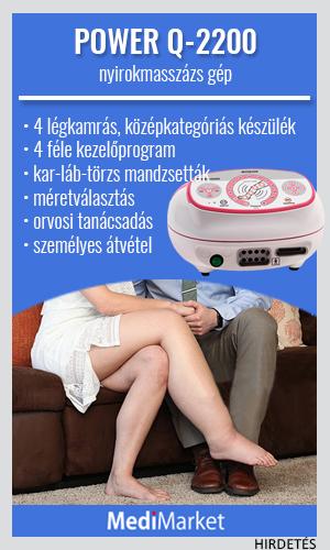 Veinoplus V.I. visszérkezelő stimulátor